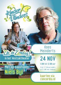 Flyer Koos Meinderts